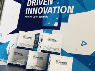 WeNet at the Data Driven Innovation Conference