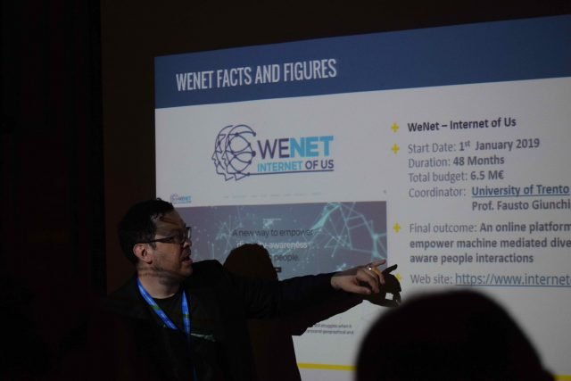 WeNet at European AI Alliance Assembly and WOA 2019 - WeNet