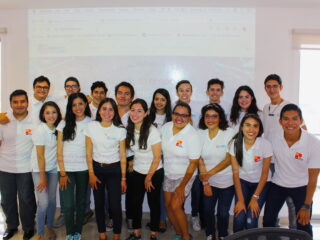 Mexican students engaged in WeNet pre-pilot