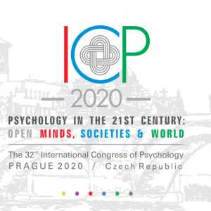International Congress of Psychology (ICP) @ Prague | Prague | Czechia