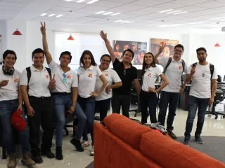 WeNet pre-pilot student activities continue in Mexico