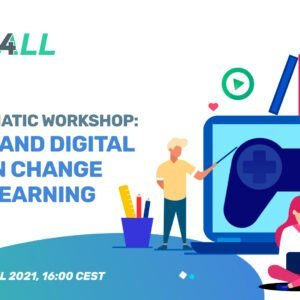 "DEL4ALL workshop ""How AI, ML, and Digital Games can change student learning success"" @ Online"