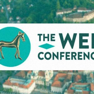 30. The Web Conference @ Online event