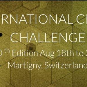 International Create Challenge @ Martigny, Switzerland