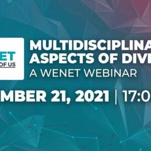 """Multidisciplinary Aspects of Diversity"" - a WeNet Webinar @ Online"